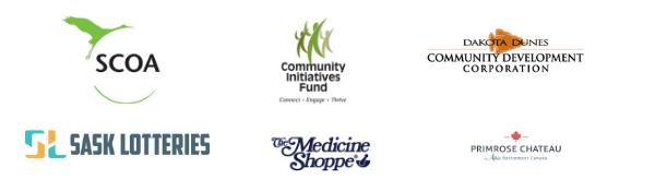 Thank you to Seniors Neighbourhood Hub Club grantors and sponsors