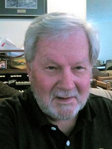 Bruce Irvine, Treasurer