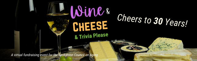 Wine and Cheese and Trivia Please