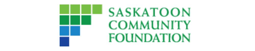 Thank you to our funder: Saskatoon Community Foundation