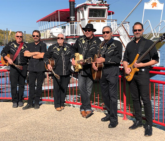 Paddlewheelers, finalist for Grand Old Opry Zoomer Style