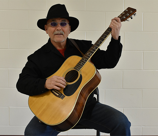 Roy Hargreaves, finalist for Grand Old Opry Zoomer Style