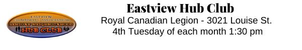 Eastview Hub Club header
