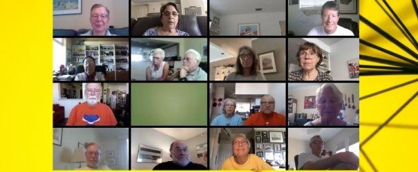Socially Connecting Seniors