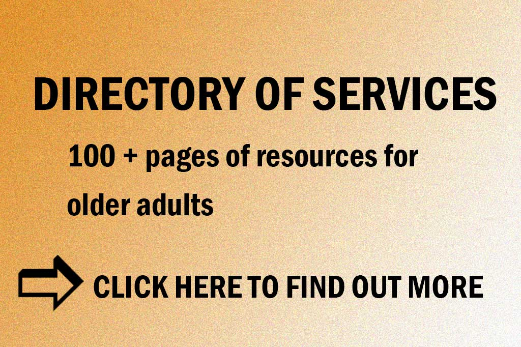 Directory of Services and Social Activities for older adults