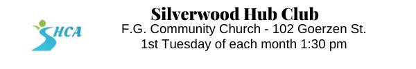 Silverwood Hub Club header