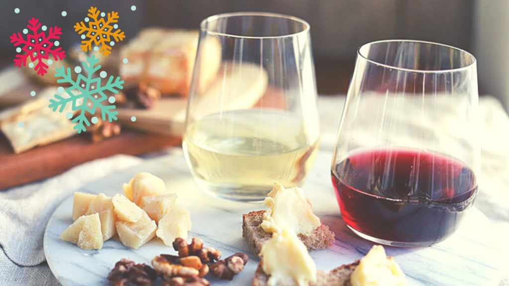 Jingle and Mingle with SCOA - a holiday wine and cheese party